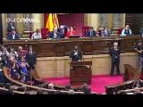 Каталония теперь независима