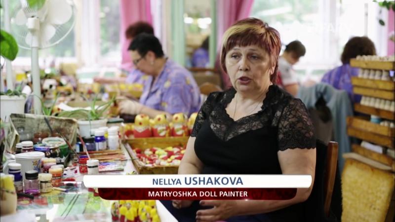 Russia 2018 Magazine - Inside famous Russian Dolls