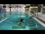 Я в таком диком восторге от занятий ?? Час пролетает незаметно ??♀️Очень хочу научиться правильно плавать . Тренер Катерина оче
