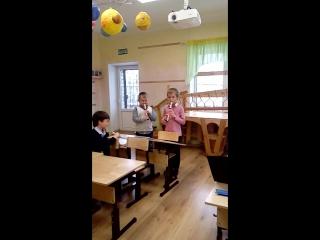 Групповые занятия на блок-флейте в частной школе Дарование