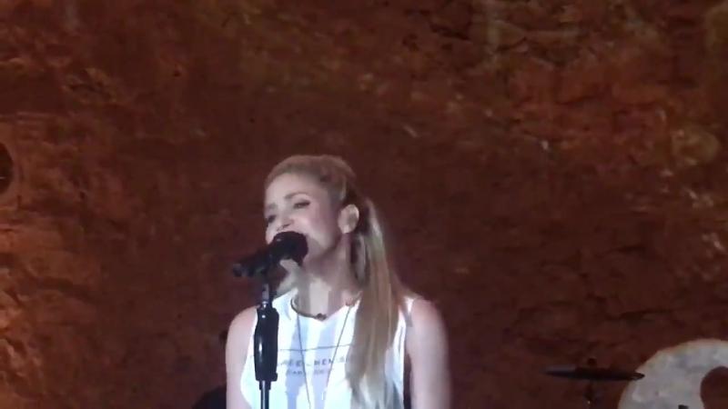 Nada - Live à Soirée de lancement dEl Dorado à Barcelone (2017-06-08) Extrait 1