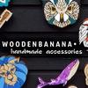 Wooden Banana