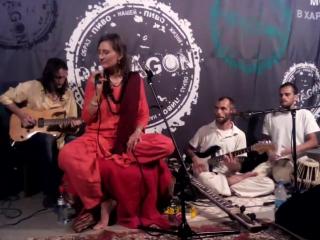Life concert Kharkov. Guru Purnima(2015) Shiva Sankar