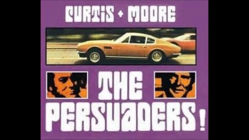 John Barry - The Persuaders Theme Music