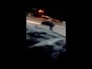 танцует под феном голый зимой дрист парковка