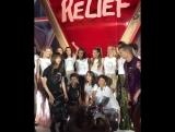 На подиуме благотворительного показа «Fashion For Relief», Канны (21.05.17)