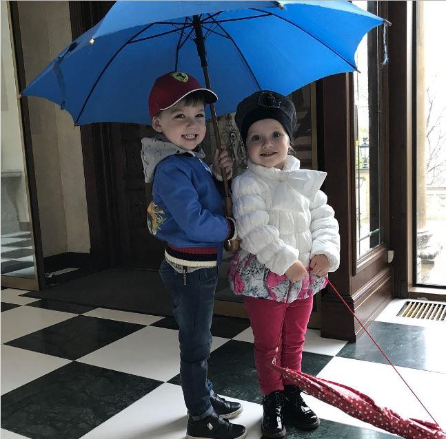 Гарри и Лиза Пугачёвы (Галкины)