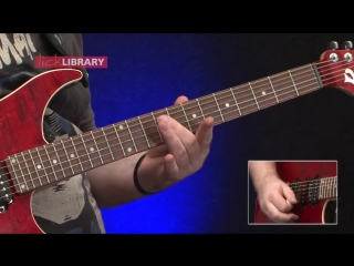 Lick Library - Easy Funk Fusion Guitar Lessons With Levi Clay