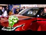 презентация Range Rover Velar