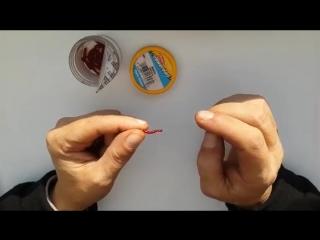 Berkley PowerBait Maxi Blood Worm, съедобный мотыль, мормышинг, насадки, личный