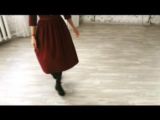 Платье «Календула»