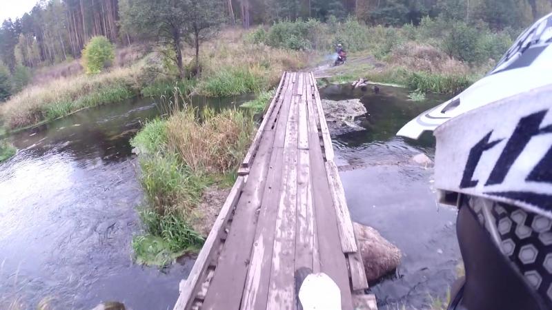 Мстёрские тропы 2017 .Enduro Mstera