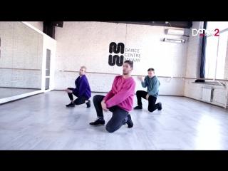 Dance2sense: Teaser - Lady GaGa - G.U.Y. - Nazar Klypych
