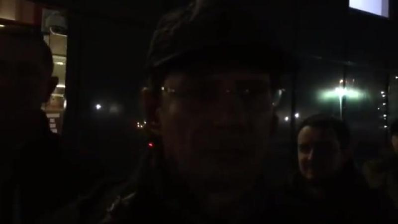 Федун: Спасибо идиоту, который выпустил ракету в судью (vk,com/redwhitenews)
