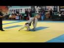 Хдрян Рашид ( красный пояс) Финал 14-15 лет до 50 кг