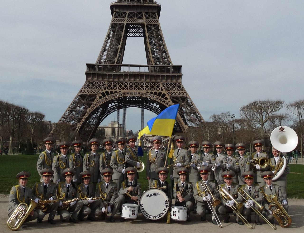 Картинки по запросу військовий оркестр 194 понтонно-мостового загону