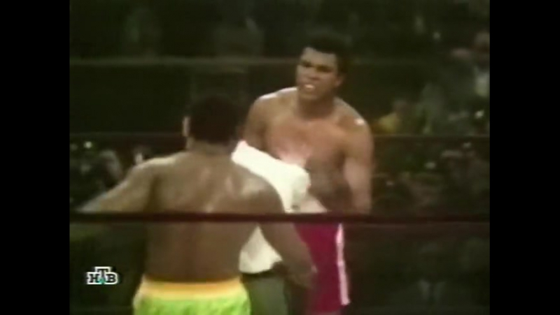 Мухаммед Али – Джо Фрейзер. Бой 1 _ Muhammed Ali – Joe Frazier. fight 1