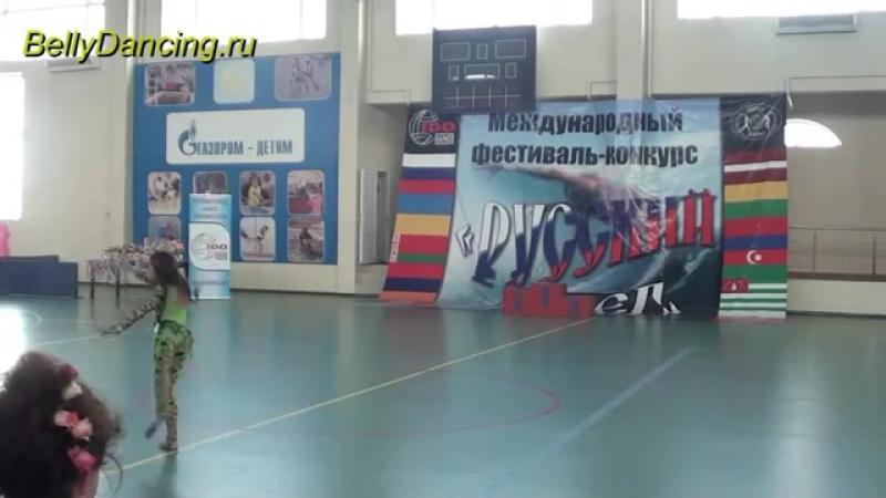 Анастасия Токарева. Русский берег-2013 15197