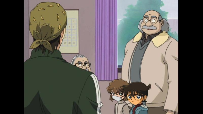 El Detectiu Conan - 340 - El secret amagat al lavabo (I)