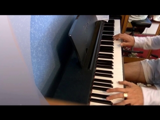 Tim3bomb - La Cancion Piano Cover