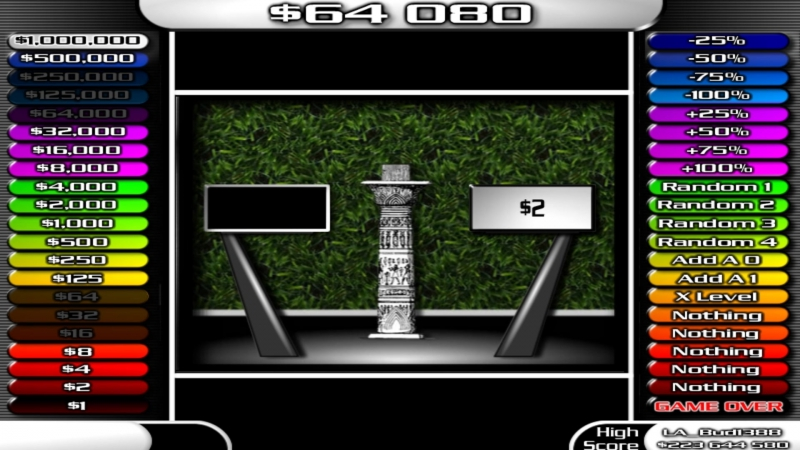 Башня денег (игра 32)