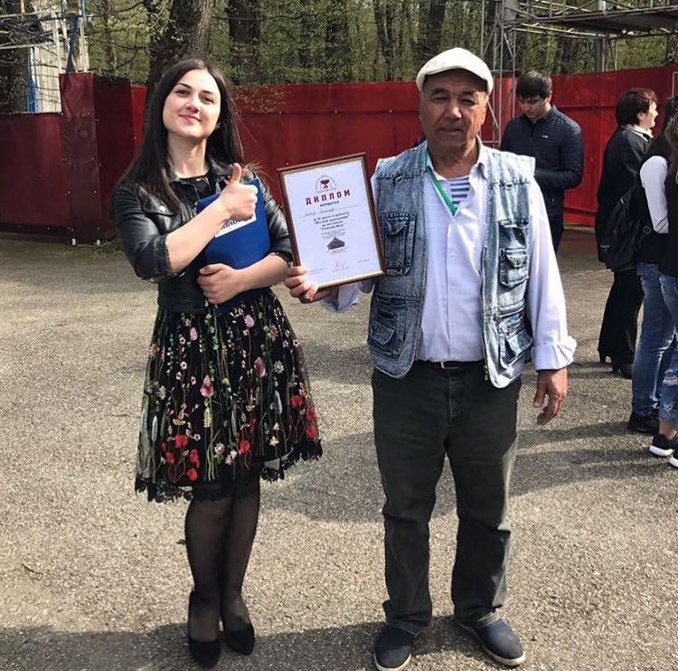 Житель Зеленчукского района призер конкурса шашлычников