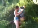 good yng girls in woods