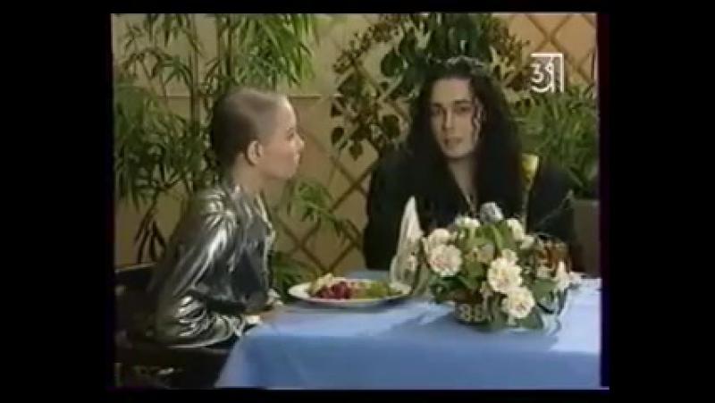 Передача XL-music.Интервью Игоря Наджиева в ресторане Калинка.31 канал