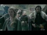 Vikings - King Harald Kills Earl Vik Season 4B Official Scene (4x19) HD
