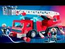 Мультики Пожарные Машины и Гоночные Машинки в видео Для детей Машинки все серии подряд