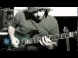 DESTINY POTATO    Blue Sun  Instrumental Axe Fx II Demo Guitar Playthrough