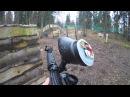 Пейнтбол для новичков с GoPro / Play paintball with newcomers with GoPro