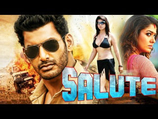 Salute (2017) New Released Hindi Dubbed Movie | Vishal, Nayantara | South Dubbed Action Full Movie