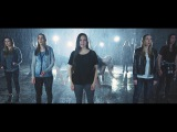 Unsteady BYU Noteworthy ft. BYU Cougarettes (X Ambassadors a cappella cover)