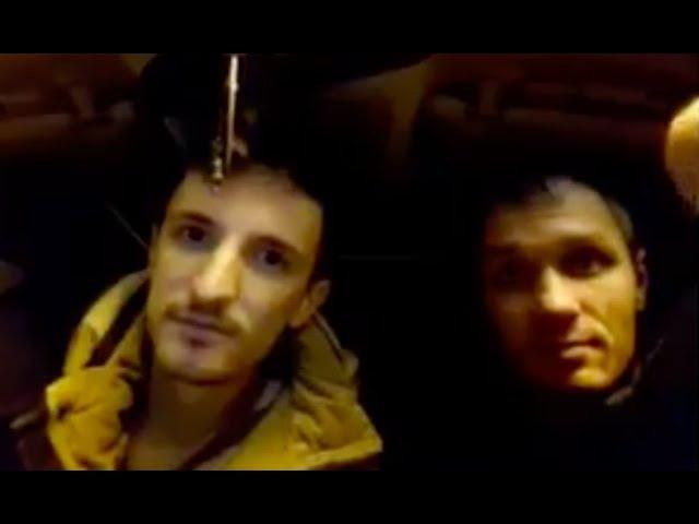 Парень из Львова так расчехлил двух россиян на счет присоединение Крыма, что те потеряли дар речи