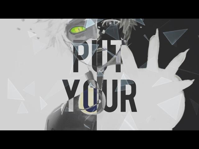 Miraculous Ladybug 「AMV」Chat Noir — Where You Wanna Go