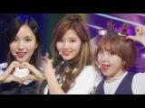 TWICE - Signal @ Inkigayo 170528