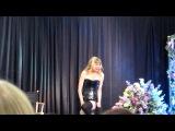 Xena Con 2012 - The Callisto (Hudson Leick) Shriek!!!