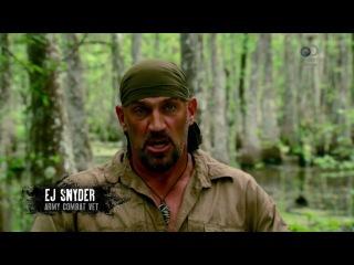 Выжить вместе S09е4 болота Юлизианы