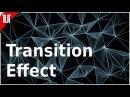 Blender Tutoial Transition effect Physics Animation nodes