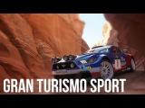 Gran Turismo Sport - начало игры (Gameplay PS4 Pro)