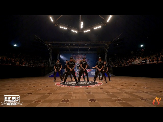 SUPER GIRLS | ADULTS CREW | HIP HOP INTERNATIONAL RUSSIA 10th ANNIVERSARY