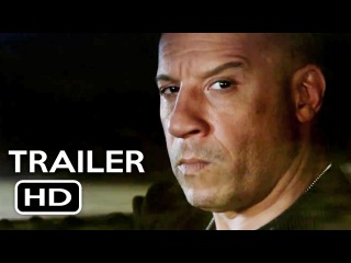 The Fate of the Furious Official Trailer #1