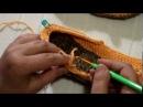 Видео-урок: Вязание тапок-мокасинов крючком