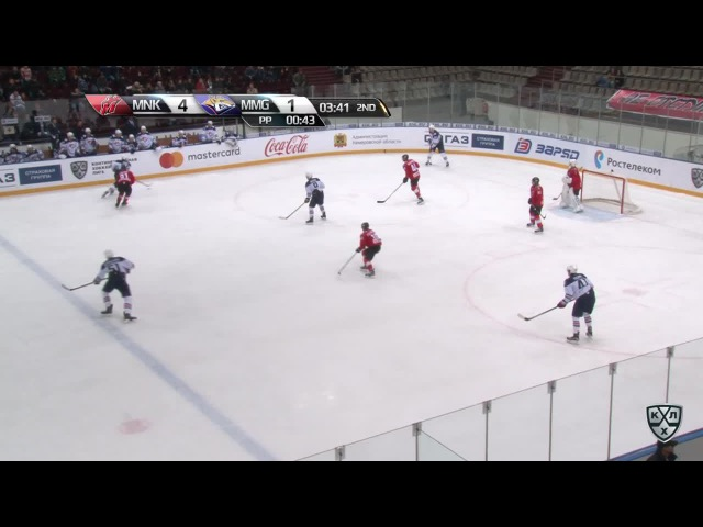 КХЛ (Континентальная хоккейная лига) - Моменты из матчей КХЛ сезона 16/17 - Гол. 4:2. Осала Оскар (М