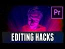 5 Easy EDITING HACKS Premiere Pro