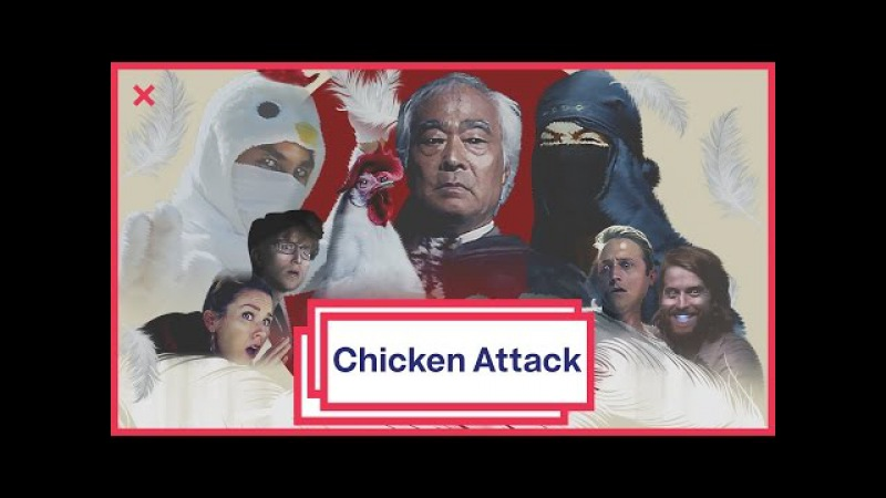 Chicken Attack SONG VOYAGE Japan