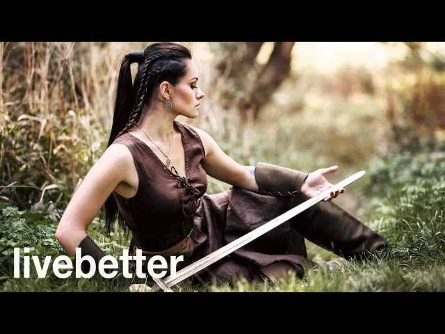 Ирландский Селтик расслабляющий инструментальная музыка с волынки, флейты, арфы и скрипки