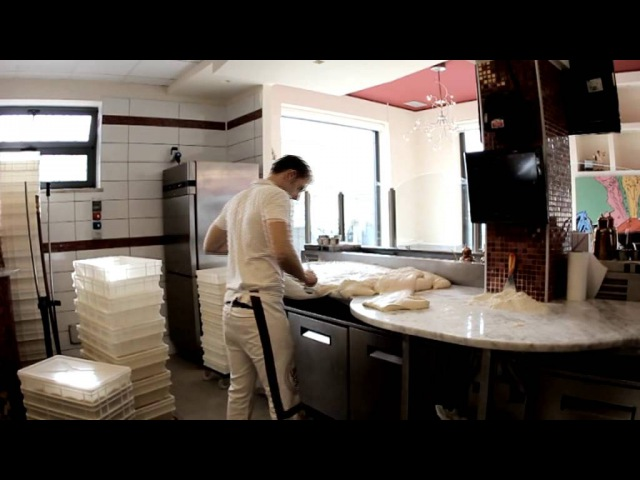 La pizzeria dei fratelli Salvo