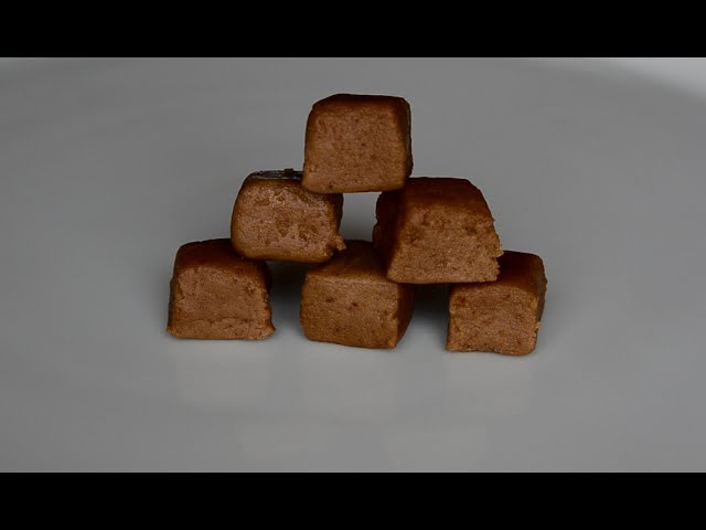 Безуглеводные Диетические Ириски без Сахара / LowCarb Butterscotch Candies / LCHF